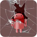 Red Glass CM7 Theme Chooser icon