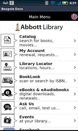 Abbott Public Library