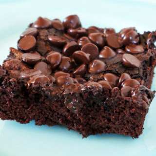 The Most Amazing Chocolate Chocolate Chip Zucchini Cake (it's Paleo!)