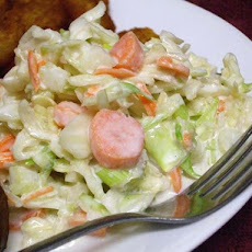 Buttermilk Dressing Coleslaw