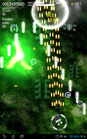 Screenshot of Xelorians Free - Space Shooter