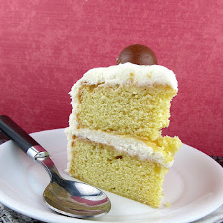 Butter Cake With Cream Cheese Icing Recipes