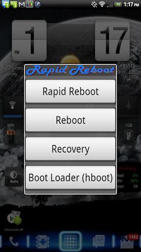 Rapid Reboot