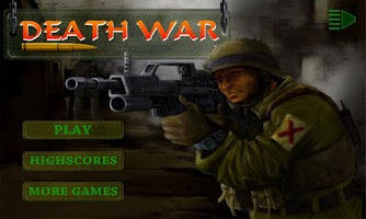Screenshot of Death War - Shooting Game