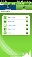 Screenshot of mobileBRIS