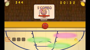 Screenshot of Pudding Ball