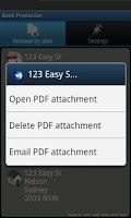 Screenshot of (Lite) Landlord Inventory