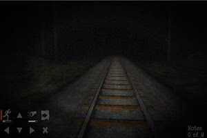 Screenshot of SlenderMan