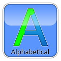 Alphabetical (Full) icon