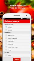 Screenshot of iFood - Delivery de Comida
