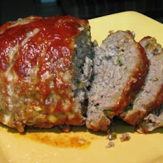 Gerry's Meatloaf With Dill Pickle Sauce