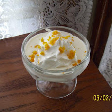 Light Orange Mousse