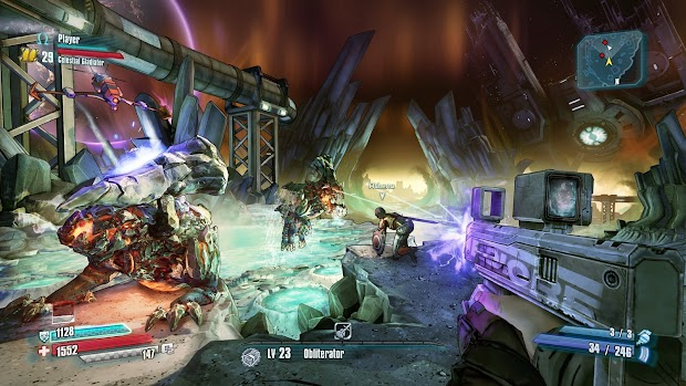 'That's so crazy and so big that I'm not sure we can succeed', says Gearbox boss on Borderlands 3