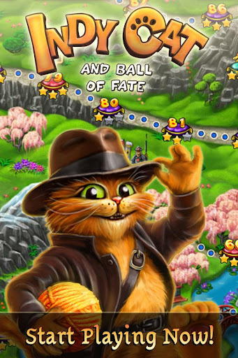 Indy Cat for VK - screenshot