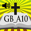 Audio Bible Hymn for Tab icon