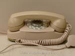 Desk Phones - Western Electric 702B Beige Princess