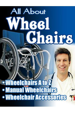 All about Wheelchairs