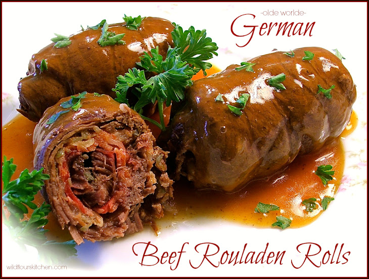 beef rouladen with dill german beef rouladen kudos beef rouladen with ...