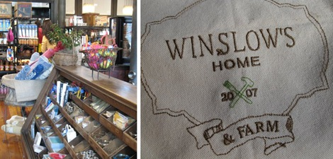 Winslow's Home & Farm logo