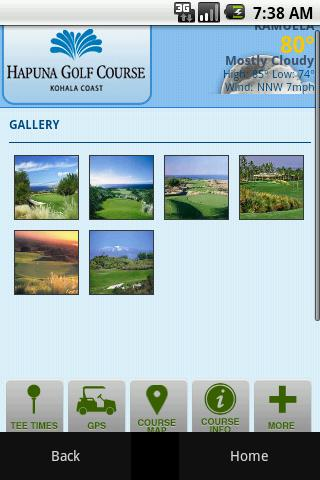 【免費旅遊App】Hapuna Golf Course-APP點子