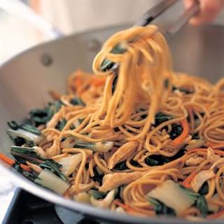 Shanghai Noodles Chicken Recipes