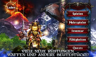 Screenshot of ETERNITY WARRIORS 2 (DE)