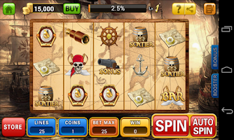 Screenshot of Slot Rush - Slot Machines