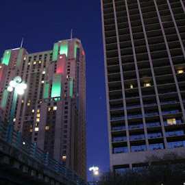 by Ronnel Williams - Buildings & Architecture Office Buildings & Hotels