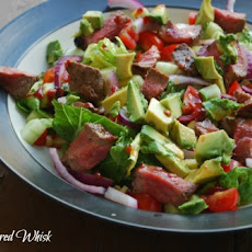 Southwest Steak Salad