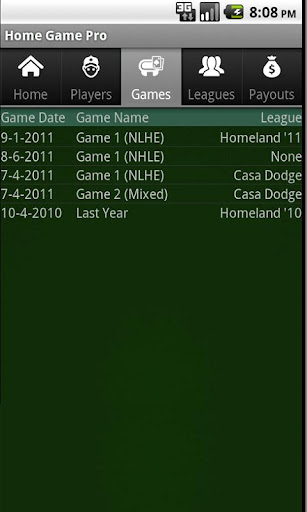 Home Game Pro