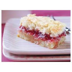 Raspberry-Coconut Bars