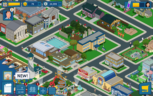 Family Guy The Quest for Stuff APK Descargar