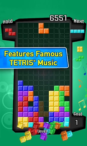 tetris-free for android screenshot