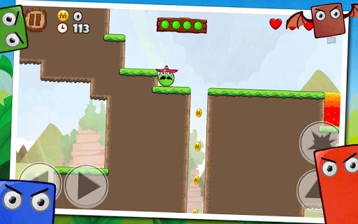 Bubble Blast Adventure - screenshot