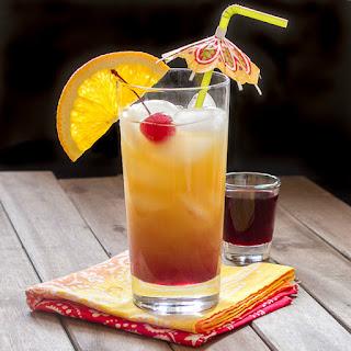 Pomegranate Tequila Sunrise Recipes