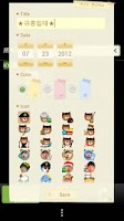 Screenshot of Kyumo: Kyu Jong Memo Widget