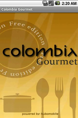 Colombia Gourmet Free