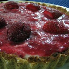 Strawberry Dream Pie