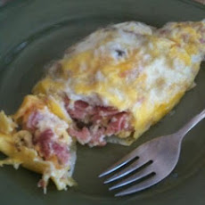 Old Widow Walker's Ziploc Omelettes