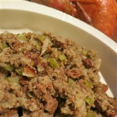 Basic Yankee Bread Stuffing