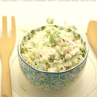 German Potato Salad With Cucumbers In It Recipes