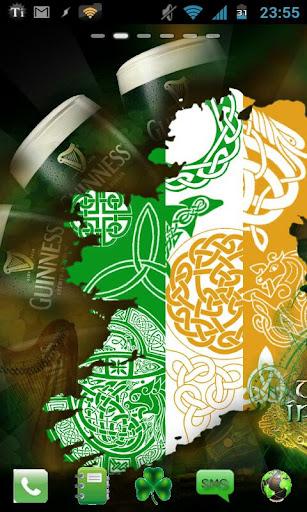 Ireland Go Launcher Ex Theme