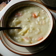 Creamy Irish Potato Soup