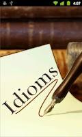 Screenshot of Idioms Pro
