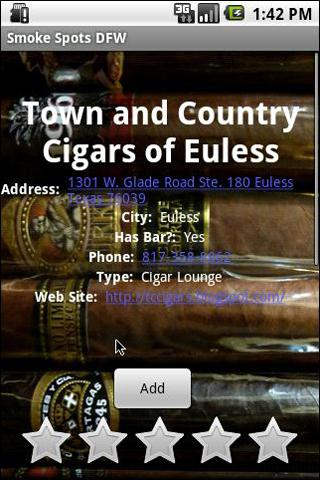 DFW Cigar Smokers Guide-AND2X