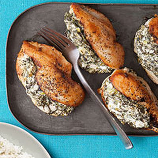 Rachael Ray Spinach Stuffed Chicken Recipes