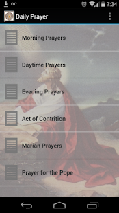 Daily Prayers for Catholics - screenshot