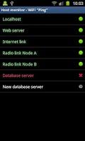 Screenshot of Ping HostMonitor