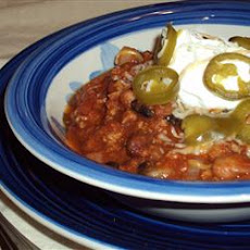 Best Mexican Turkey Chili