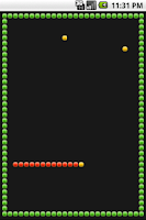 Screenshot of SNAKE TOUCH
